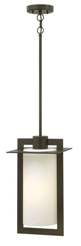 Hinkley Lighting 2922-LED 1 Light LED Outdoor Small Pendant from the Sale $339.00 ITEM#: 2635186 MODEL# :2922BZ-LED UPC#: 640665292220 :