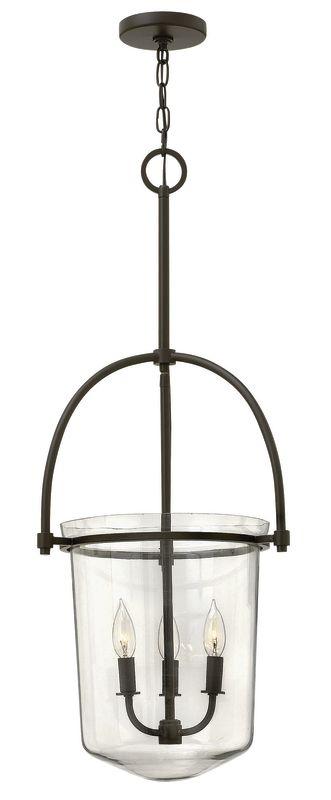 Hinkley Lighting 3033 3 Light Indoor Urn Pendant from the Clancy