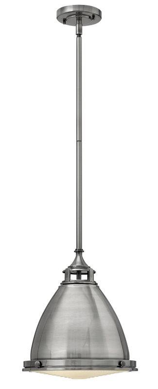 """Hinkley Lighting 3126 1 Light 14"""" Height Indoor Full Sized Pendant"""