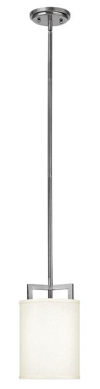 """Hinkley Lighting 3207-LED 1 Light 7"""" Width LED Mini Pendant from the"""