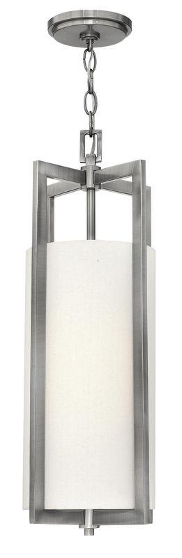 Hinkley Lighting 3217-LED 1 Light LED Mini Pendant from the Hampton Sale $419.00 ITEM#: 2635778 MODEL# :3217AN-LED UPC#: 640665321739 :