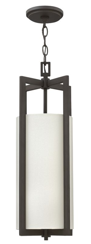 """Hinkley Lighting 3217-LED 1 Light LED Mini Pendant from the Hampton Sale $419.00 ITEM#: 2635783 MODEL# :3217KZ-LED UPC#: 640665321784 Single Light LED Mini Pendant from the Hampton Collection Features: Off-White Linen Hardback fabric cylinder shade Made of metal Designed to cast light both upwards and downwards Includes 10' of chain and 12' of wire Can be mounted facing upwards only Energy efficient Suitable for dry locations Lamping Technology: LED - Light Emitting Diode: Highly efficient diodes produce little heat and have an extremely long lifespan. Specifications: Bulb Included: Yes Bulb Type: LED Canopy Diameter: 5"""" Chain Length: 120"""" Height: 22.5"""" (measured from ceiling to bottom most point of fixture) LED: Yes Material: Other Metals Number of Bulbs: 1 Product Weight: 7 lbs Shade Height: 14.5"""" Shade Width: 7.25"""" Sloped Ceiling Compatible: No Title 24: No UL Rating: Dry Location Voltage: 120v Wattage: 15 Watts Per Bulb: 15 Width: 9.25"""" (measured from furthest point left to furthest point right on fixture) Wire Length: 144"""" Compliance: UL Listed - Indicates whether a product meets standards and compliance guidelines set by Underwriters Laboratories. This listing determines what types of rooms or environments a product can be used in safely. About Hinkley Lighting: Since 1922, Hinkley Lighting has been driven by a passion to blend design and function in creating quality products that enhance your life. Hinkley is continually recommended by interior and exterior designers, and is available to you through premier lighting showrooms across the country. They pride themselves in delivering superior customer service that is second to none. They know that you have goals when it comes to your home's décor, and they care about helping you achieve the final outcome you are looking for in every aspect. :"""