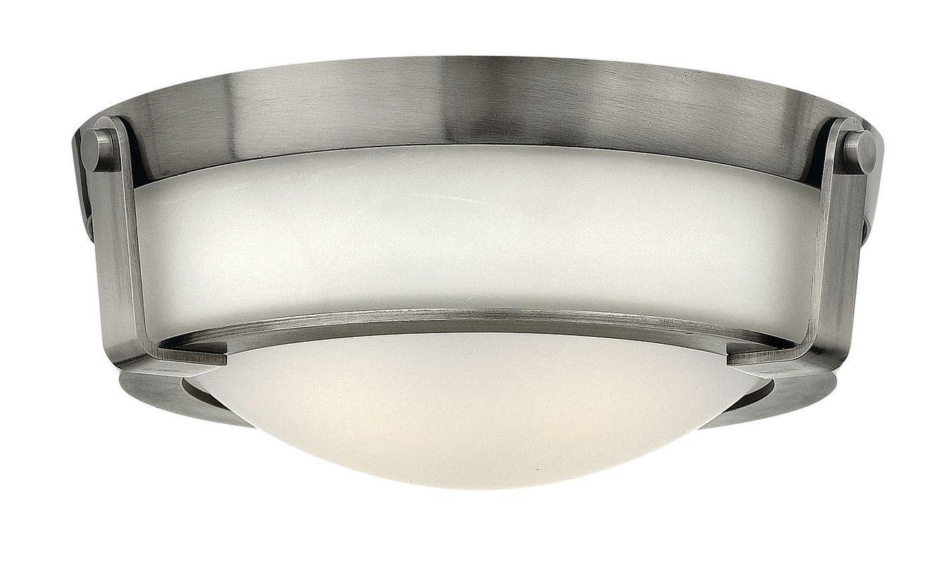 Hinkley Lighting 3223 2 Light Flush Mount Ceiling Fixture from the Sale $249.00 ITEM#: 2487997 MODEL# :3223AN UPC#: 640665322309 :