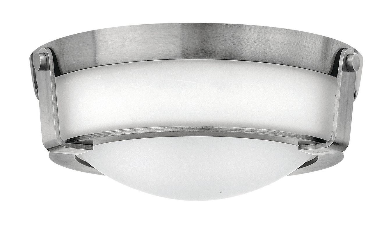 Hinkley Lighting 3223-GU24 2 Light Title 24 Fluorescent Flush Mount Sale $299.00 ITEM#: 2635799 MODEL# :3223AN-GU24 UPC#: 640665322323 :
