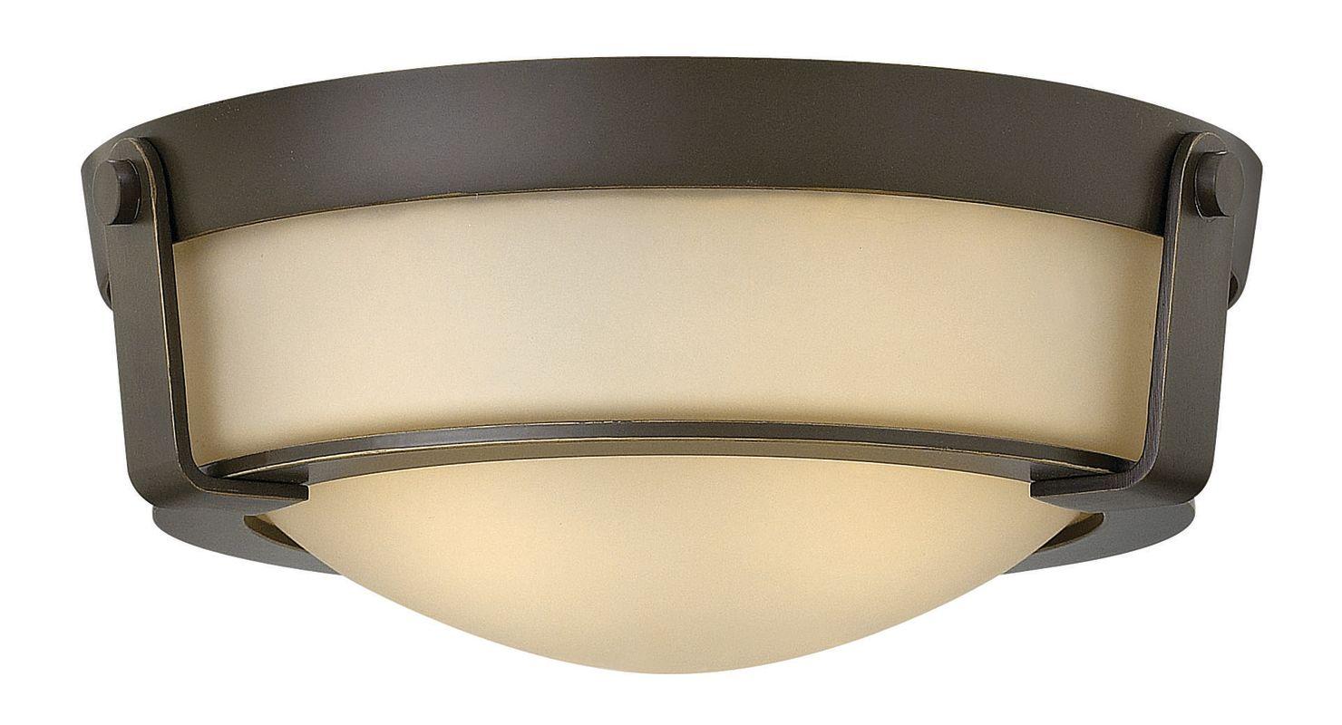 Hinkley Lighting 3223 2 Light Flush Mount Ceiling Fixture from the Sale $249.00 ITEM#: 2493707 MODEL# :3223OB UPC#: 640665322316 :