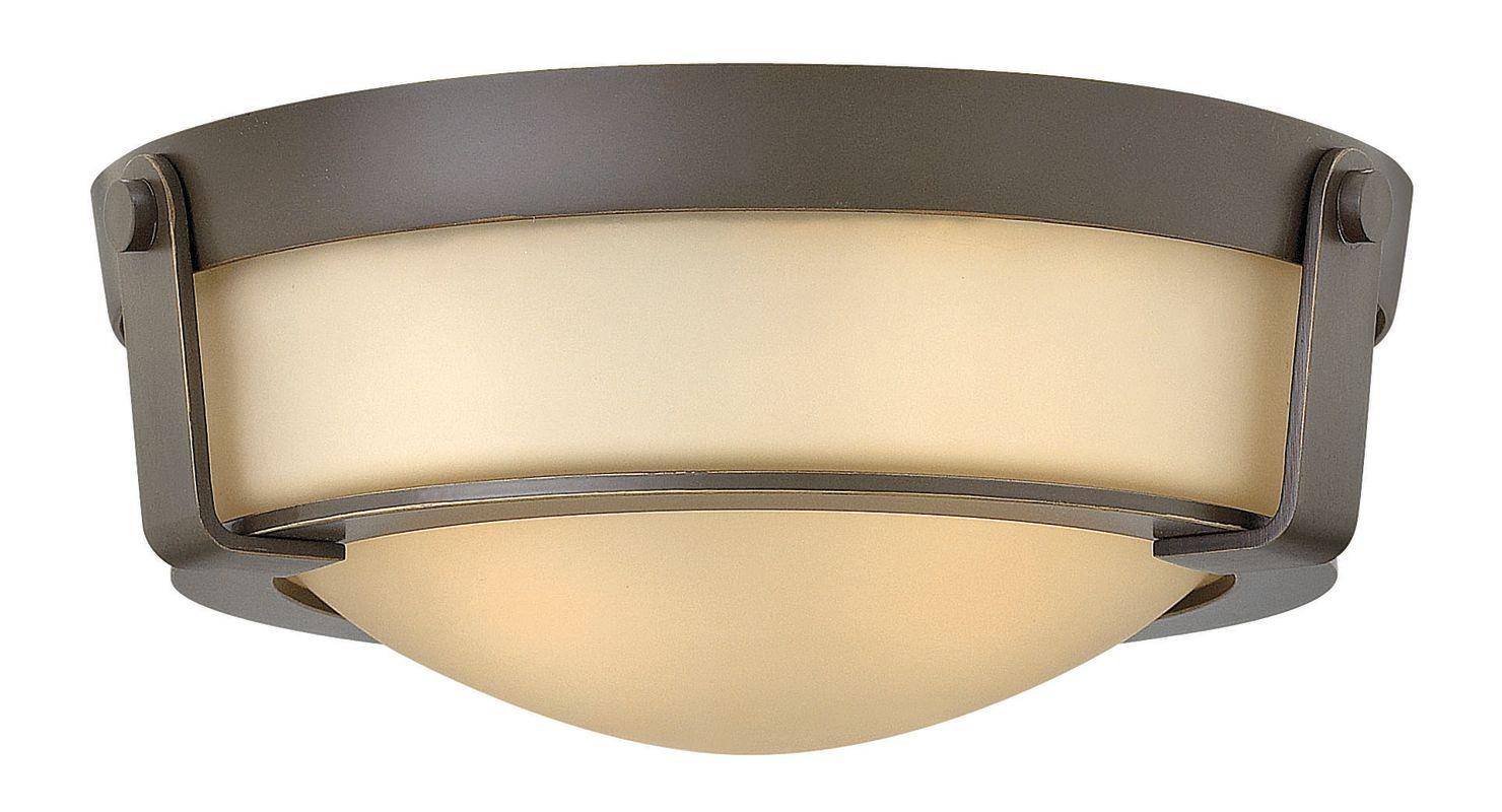 Hinkley Lighting 3223-GU24 2 Light Title 24 Fluorescent Flush Mount Sale $299.00 ITEM#: 2635801 MODEL# :3223OB-GU24 UPC#: 640665322347 :