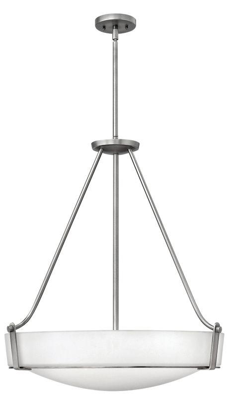 Hinkley Lighting 3224-GU24 5 Light Title 24 Fluorescent Large Foyer Sale $679.00 ITEM#: 2635202 MODEL# :3224AN-GU24 UPC#: 640665322446 :