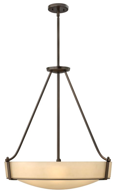 Hinkley Lighting 3224-GU24 5 Light Title 24 Fluorescent Large Foyer Sale $679.00 ITEM#: 2635203 MODEL# :3224OB-GU24 UPC#: 640665322460 :