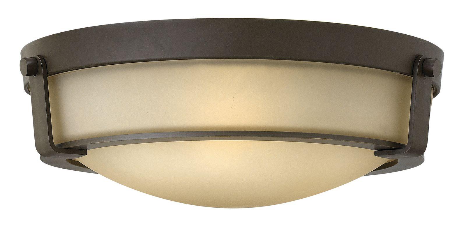 Hinkley Lighting 3225 3 Light Flush Mount Ceiling Fixture from the Sale $279.00 ITEM#: 2493709 MODEL# :3225OB UPC#: 640665322507 :
