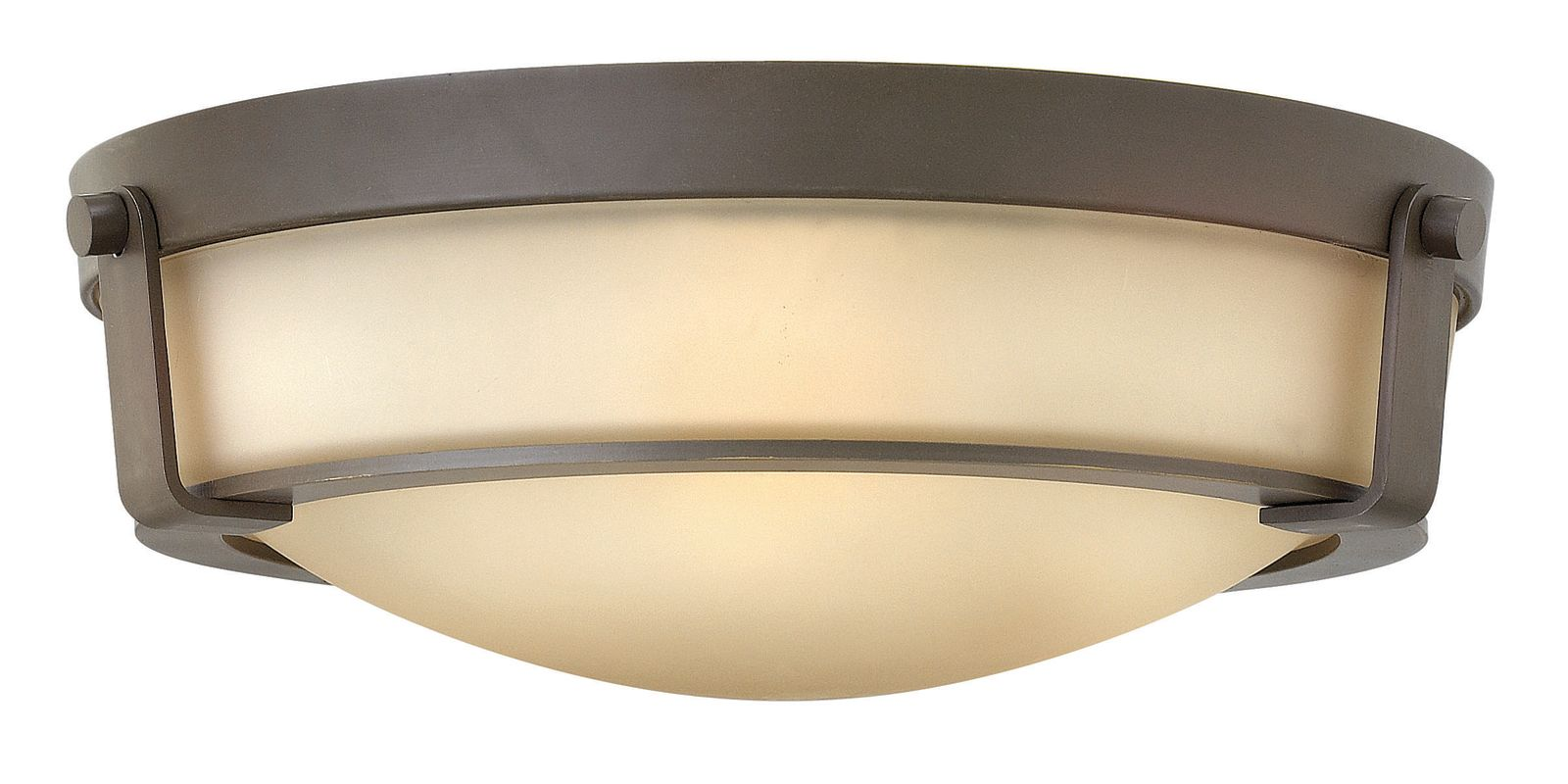 Hinkley Lighting 3225-GU24 3 Light Title 24 Fluorescent Flush Mount Sale $349.00 ITEM#: 2635209 MODEL# :3225OB-GU24 UPC#: 640665322545 :