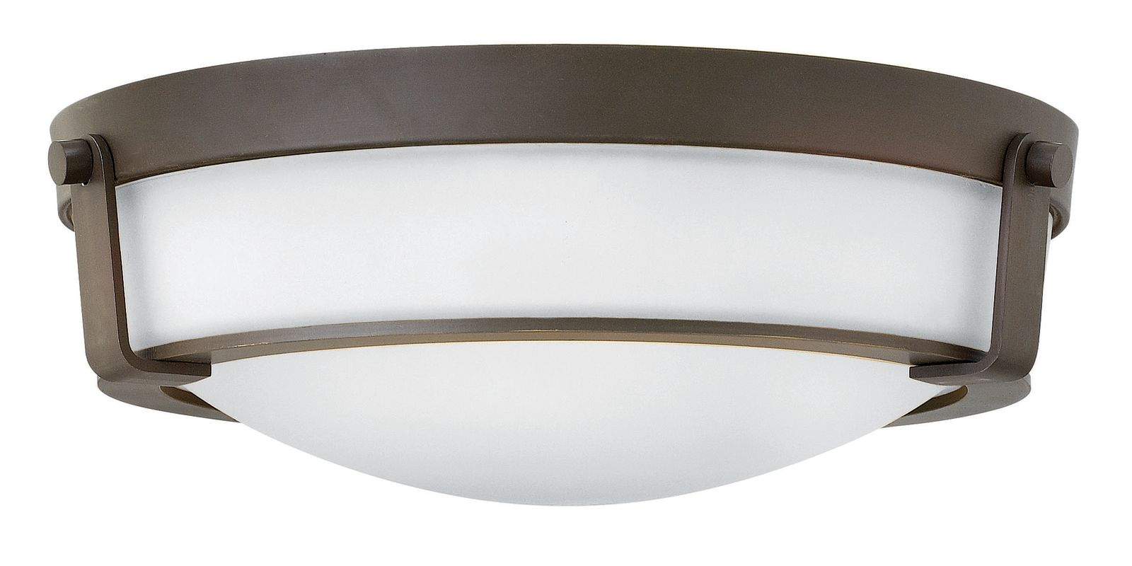 Hinkley Lighting 3225-GU24 3 Light Title 24 Fluorescent Flush Mount Sale $349.00 ITEM#: 2635212 MODEL# :3225OB-WH-GU24 UPC#: 640665322668 :