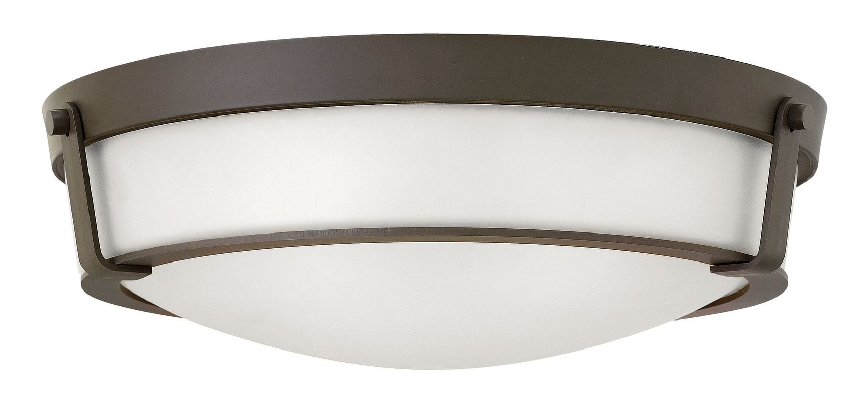 Hinkley Lighting 3226 4 Light Flush Mount Ceiling Fixture from the Sale $449.00 ITEM#: 2635218 MODEL# :3226OB-WH UPC#: 640665322682 :