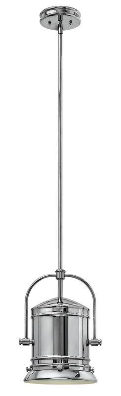 Hinkley Lighting 3257-LED 1 Light LED Mini Pendant from the Pullman Sale $389.00 ITEM#: 2635240 MODEL# :3257CM-LED UPC#: 640665325768 :