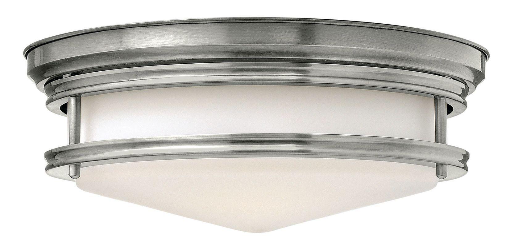 Hinkley Lighting 3301-GU24 3 Light Title 24 Fluorescent Flush Mount Sale $269.00 ITEM#: 2635249 MODEL# :3301AN-GU24 UPC#: 640665330281 :