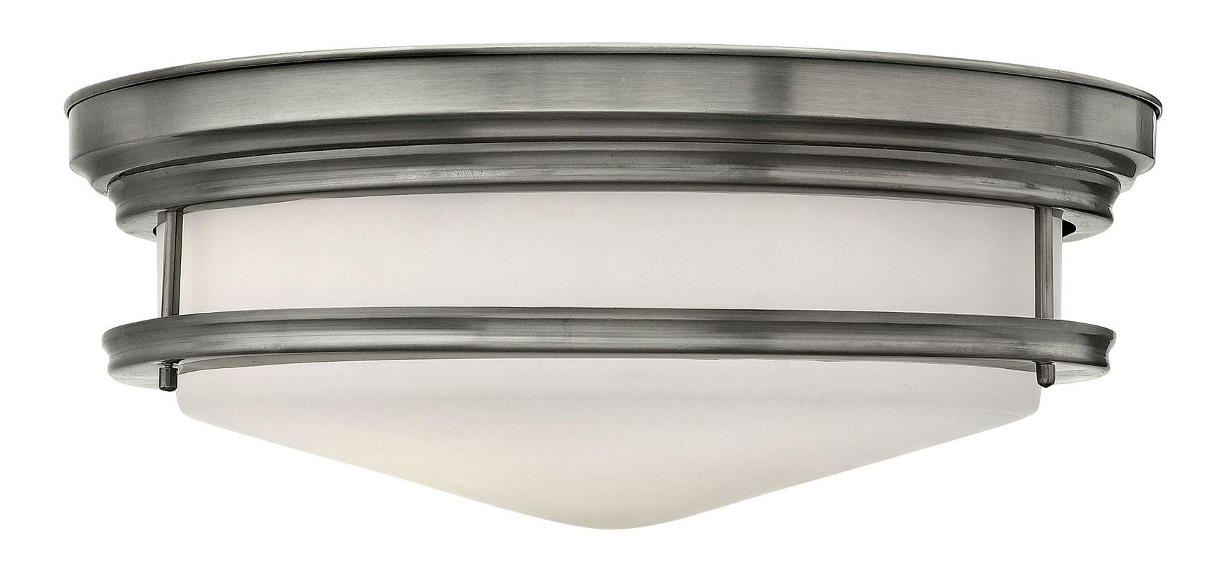 Hinkley Lighting 3304-LED 1 Light LED Indoor Flush Mount Ceiling Sale $699.00 ITEM#: 2233914 MODEL# :3304AN-LED UPC#: 640665330458 :