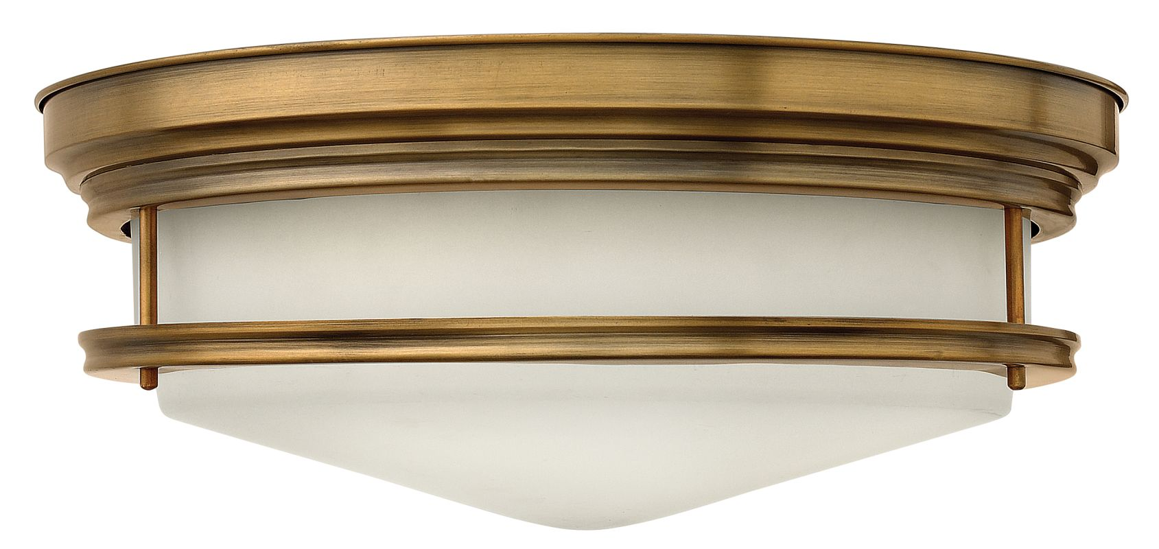 Hinkley Lighting 3304 4 Light Indoor Flush Mount Ceiling Fixture from Sale $399.00 ITEM#: 2173168 MODEL# :3304BR UPC#: 640665330410 :
