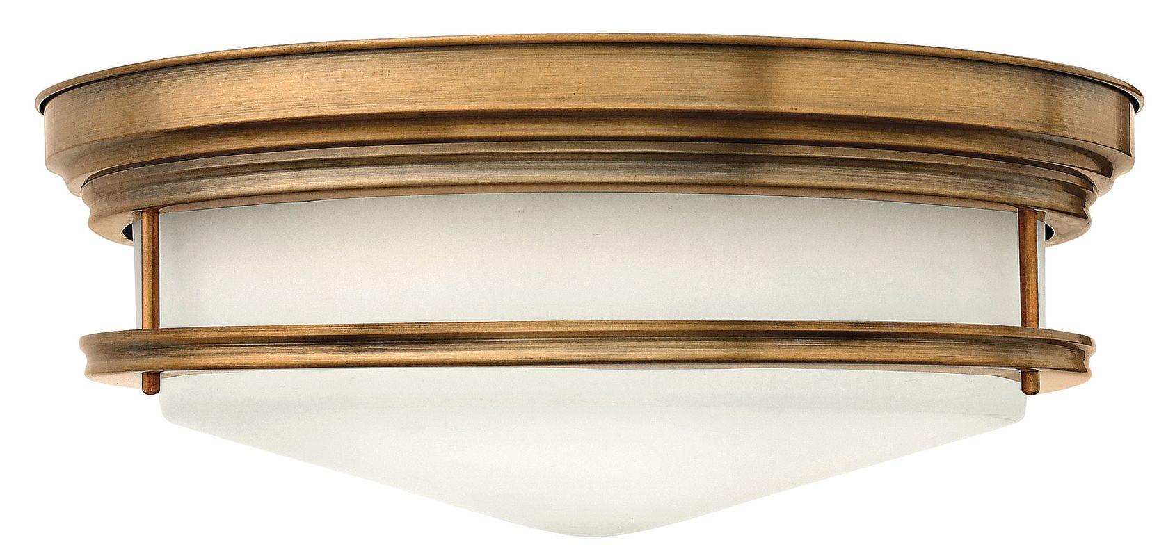 Hinkley Lighting 3304-GU24 4 Light Title 24 Fluorescent Flush Mount Sale $489.00 ITEM#: 2635258 MODEL# :3304BR-GU24 UPC#: 640665330625 :