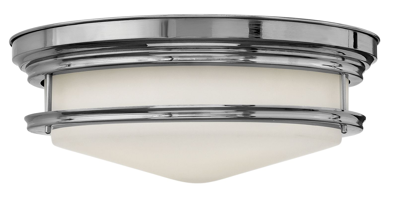 Hinkley Lighting 3304-LED 1 Light LED Indoor Flush Mount Ceiling Sale $699.00 ITEM#: 2233916 MODEL# :3304CM-LED UPC#: 640665330472 :
