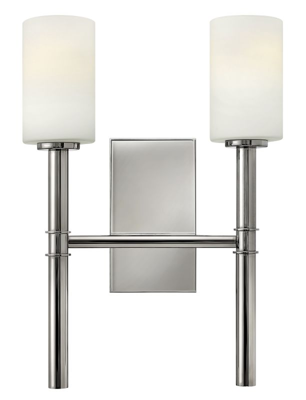 Hinkley Lighting H3582 2 Light Indoor Double Wall Sconce from the