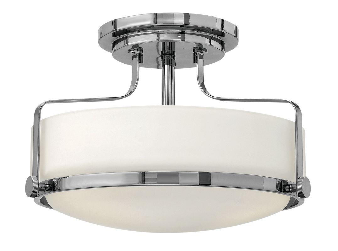 Hinkley Lighting 3641-GU24 3 Light Title 24 Fluorescent Semi-Flush Sale $289.00 ITEM#: 2635315 MODEL# :3641CM-GU24 UPC#: 640665364187 :