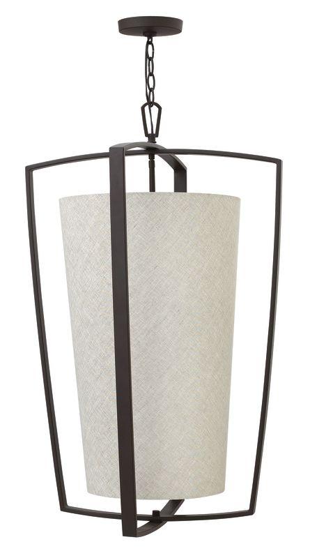 Hinkley Lighting 3796 4 Light Full Sized Pendant from the Blakely