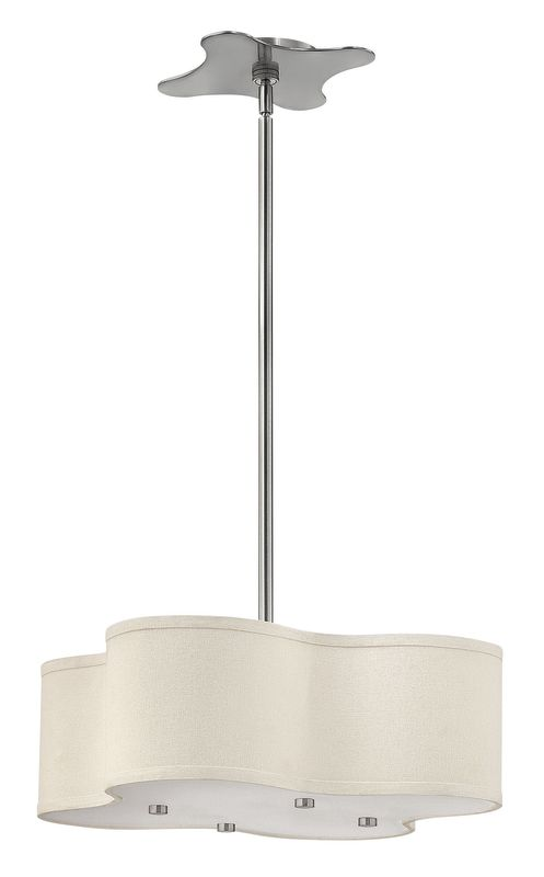 Hinkley Lighting 3804-GU24 4 Light Title 24 Fluorescent Full Sized