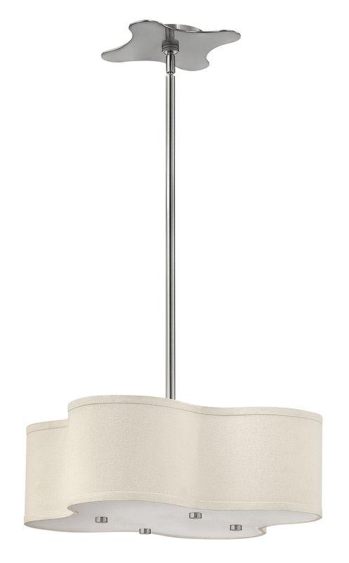Hinkley Lighting 3804-LED 1 Light LED Full Sized Pendant from the