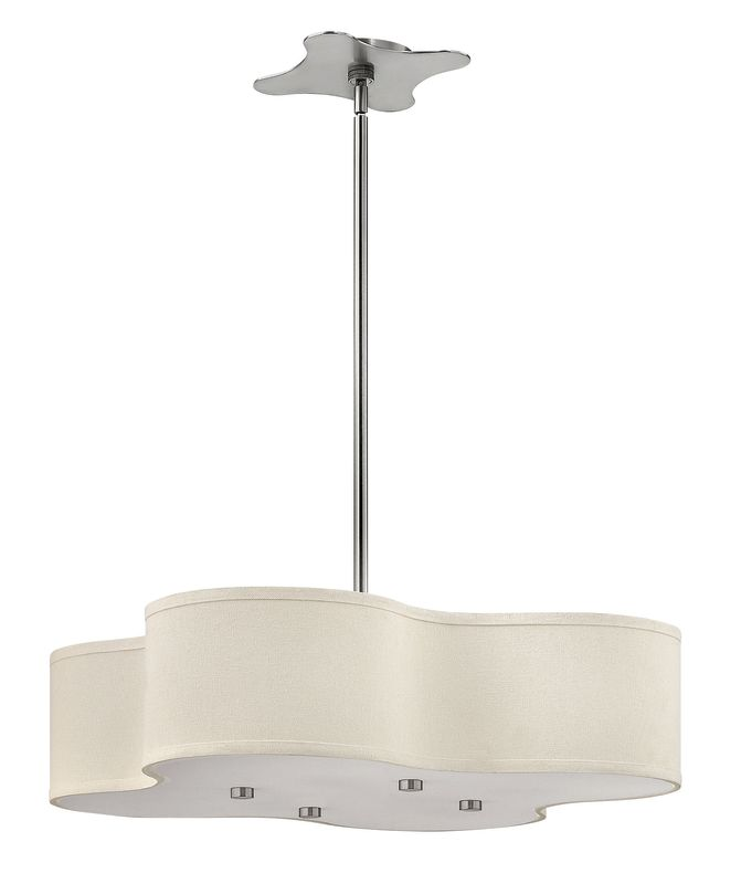 Hinkley Lighting 3805-GU24 4 Light Title 24 Fluorescent Large Foyer Sale $789.00 ITEM#: 2635334 MODEL# :3805BN-GU24 UPC#: 640665380514 :