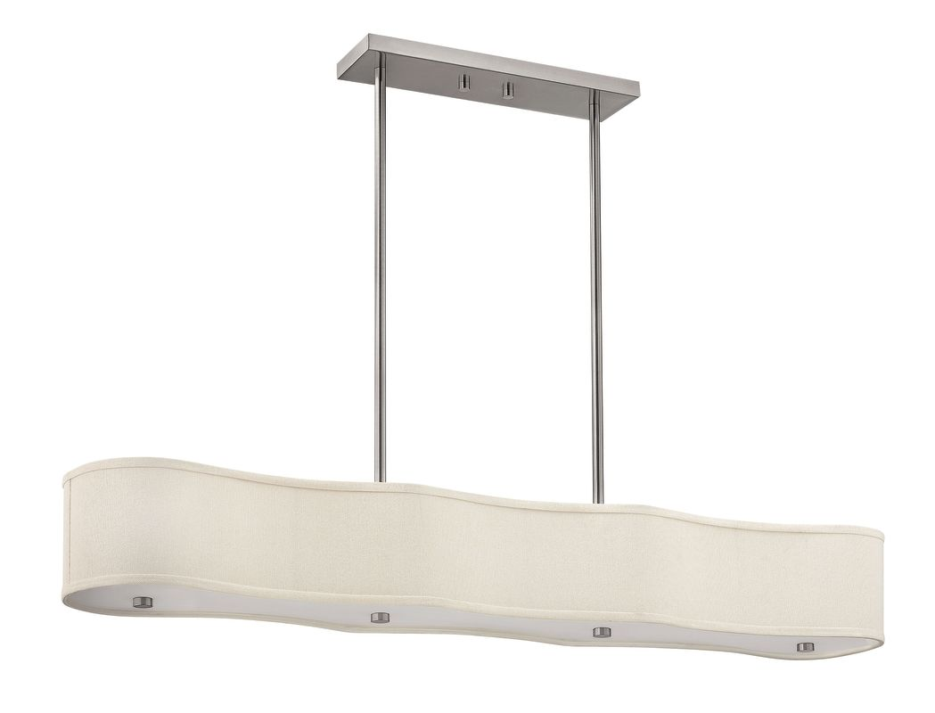 Hinkley Lighting 3806-GU24 6 Light Title 24 Fluorescent Large Linear