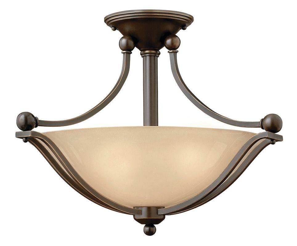 "Hinkley Lighting 4651-GU24 2 Light Title 24 19.25"" Width Fluorescent"