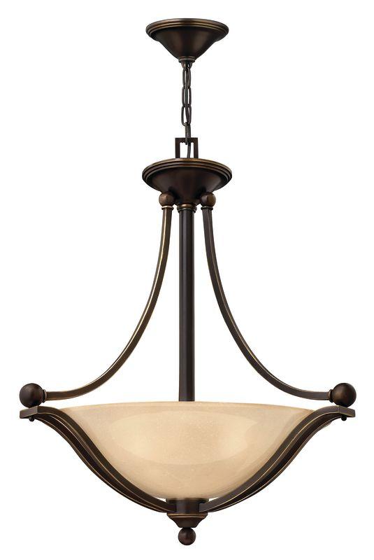 Hinkley Lighting 4652-GU24 3 Light Title 24 Fluorescent Large Foyer Sale $509.00 ITEM#: 2635410 MODEL# :4652OB-GU24 UPC#: 640665465471 :