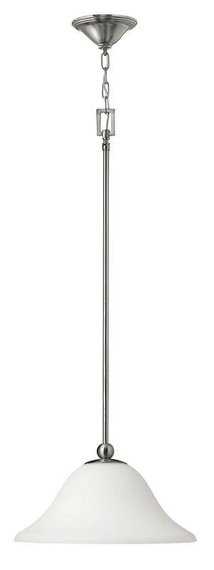 Hinkley Lighting 4661-LED 1 Light LED Full Sized Pendant from the Sale $289.00 ITEM#: 2635421 MODEL# :4661BN-LED UPC#: 640665466256 :