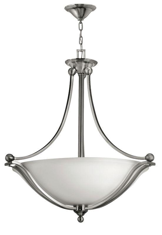 Hinkley Lighting 4664-GU24 4 Light Title 24 Fluorescent Large Foyer Sale $719.00 ITEM#: 2635427 MODEL# :4664BN-GU24 UPC#: 640665466485 :
