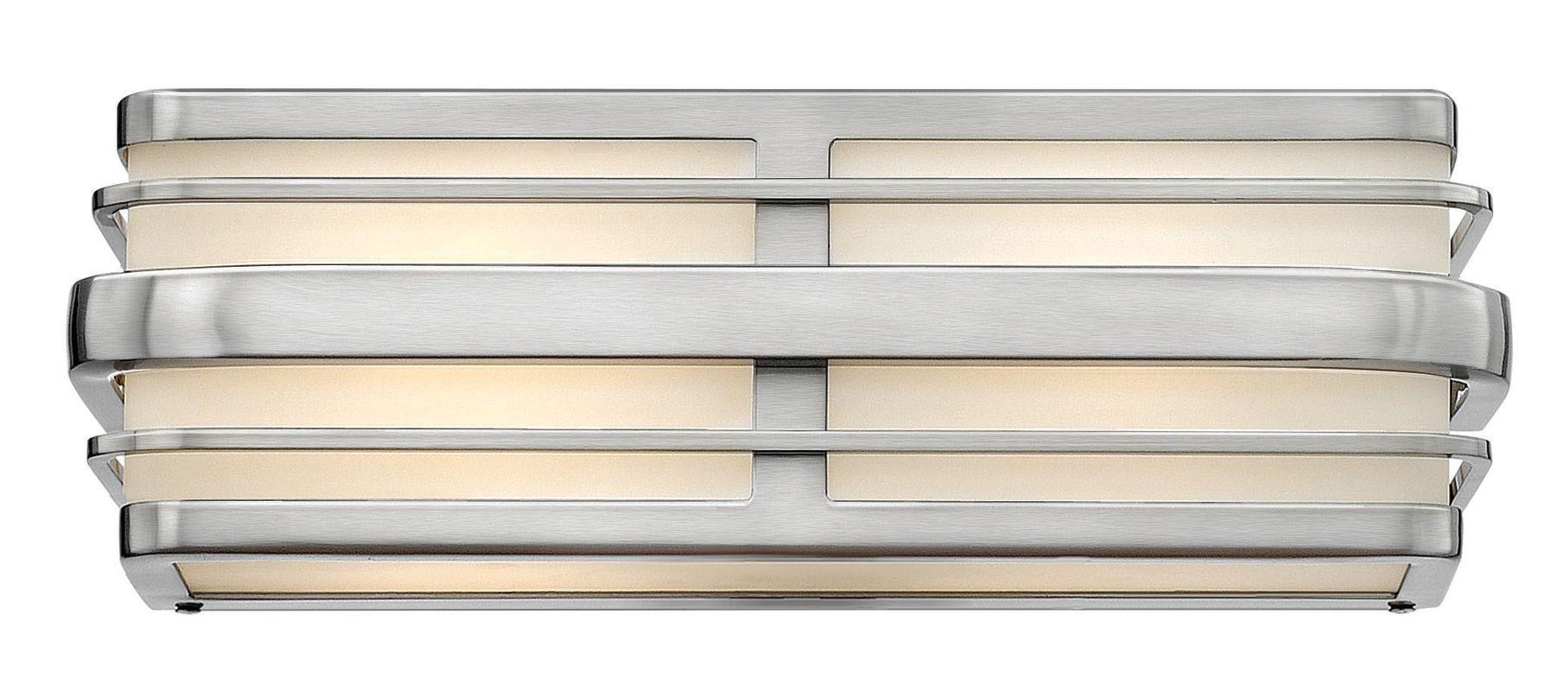 Hinkley Lighting 5232-LED 2 Light LED Bath Bar from the Winton Sale $295.00 ITEM#: 2635491 MODEL# :5232BN-LED UPC#: 640665523249 :
