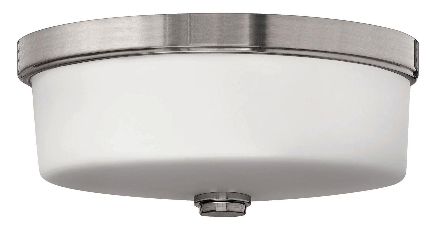 """Hinkley Lighting 5421-LED 1 Light 17"""" Width LED Flush Mount Ceiling"""