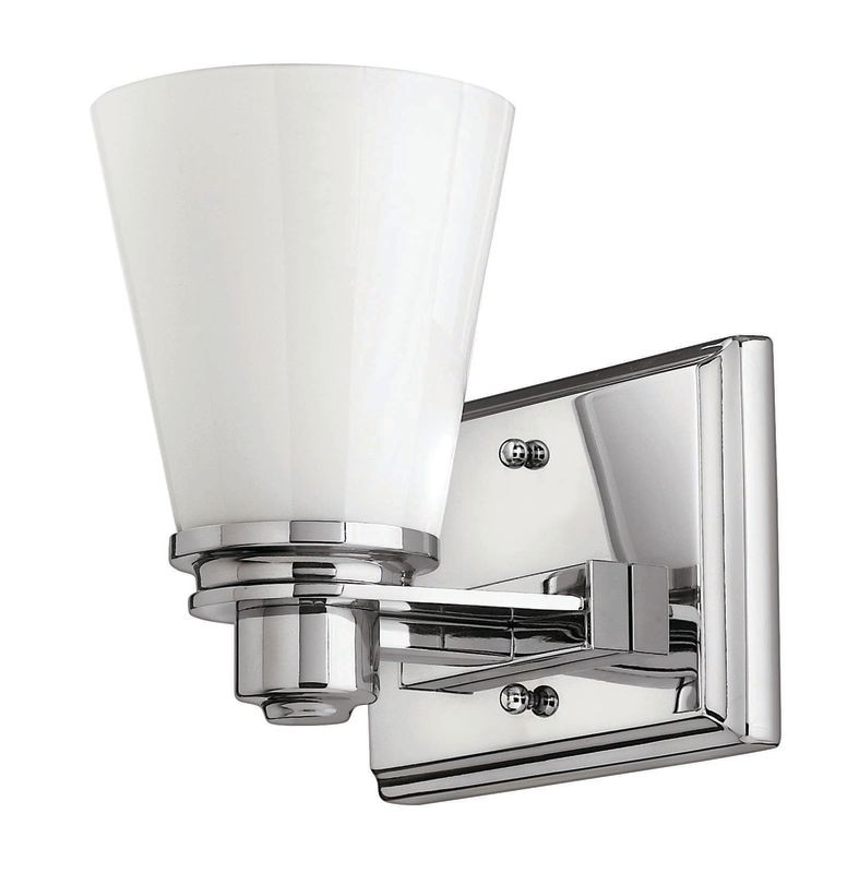 Hinkley Lighting 5550-GU24 1 Light Title 24 Fluorescent Bathroom