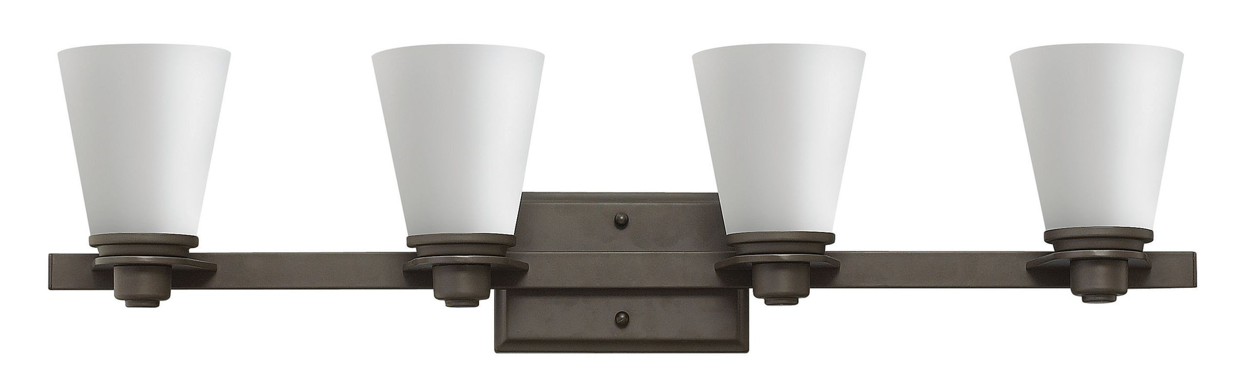 Hinkley Lighting 5554-GU24 4 Light Title 24 Fluorescent Bathroom Sale $299.00 ITEM#: 2635567 MODEL# :5554KZ-GU24 UPC#: 640665555646 :