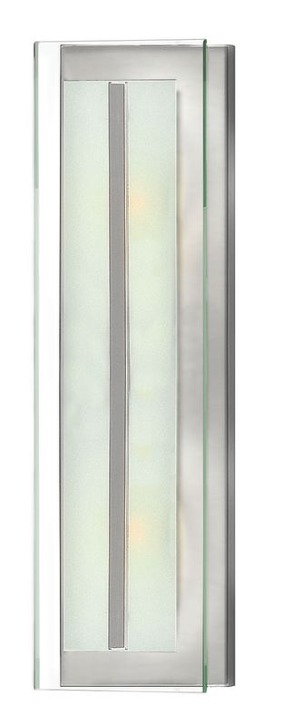 Hinkley Lighting 5651 2 Light Bath Bar from the Latitude Collection Sale $165.00 ITEM#: 2635584 MODEL# :5651BN UPC#: 640665306002 :