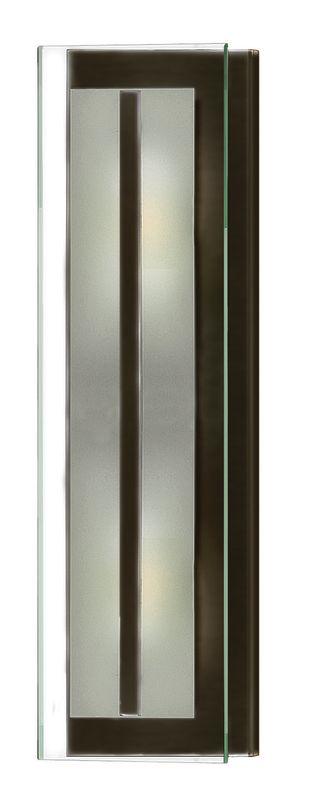 Hinkley Lighting 5651 2 Light Bath Bar from the Latitude Collection Sale $165.00 ITEM#: 2635586 MODEL# :5651OZ UPC#: 640665002645 :