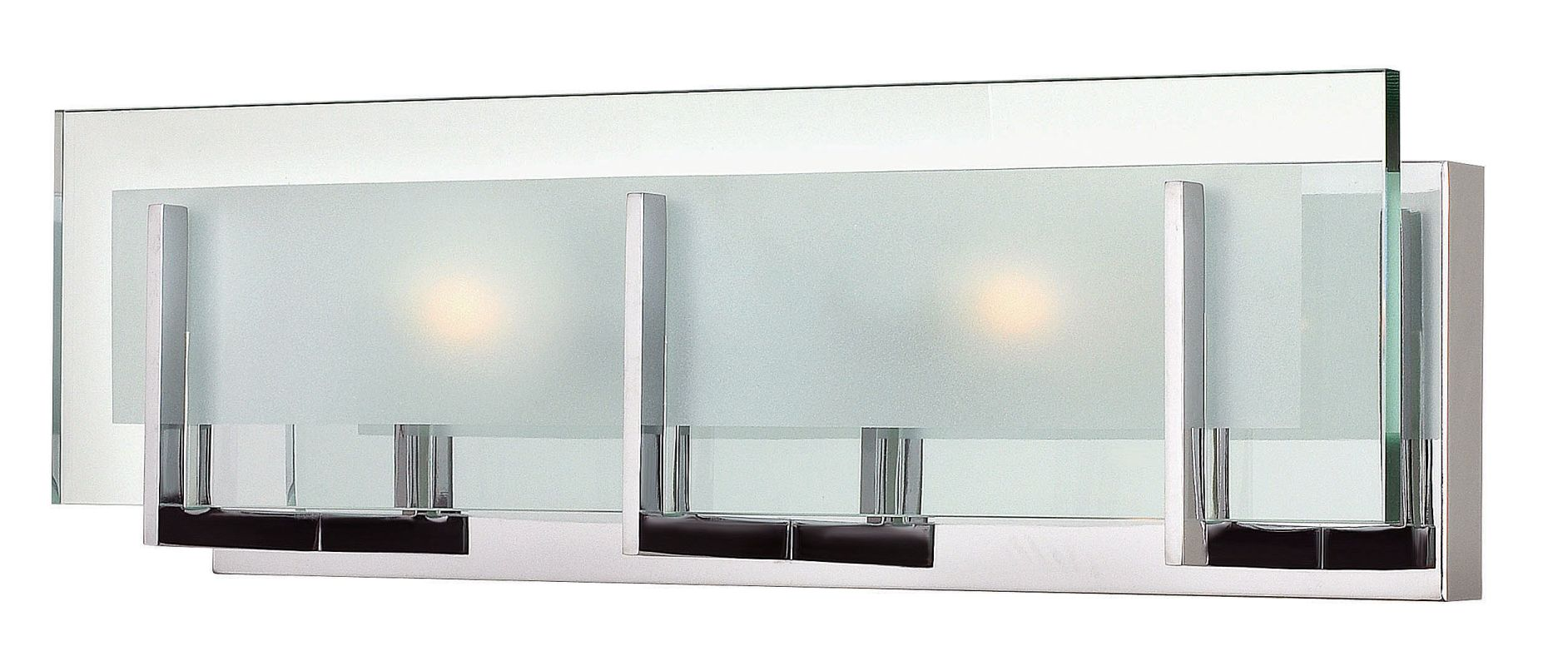 Hinkley Lighting 5652-LED2 2 Light LED Vanity Strip From the Latitude