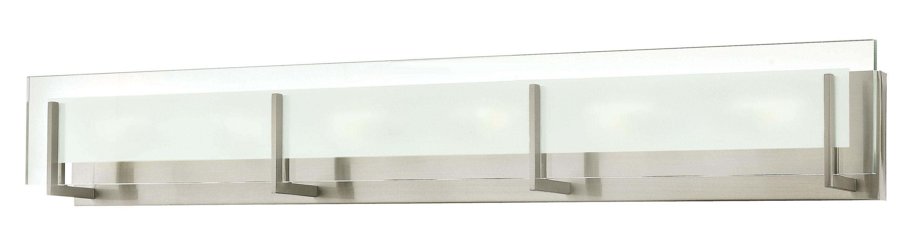 Hinkley Lighting 5656-LED 6 Light ADA Compliant LED Bath Bar from the Sale $679.00 ITEM#: 2635597 MODEL# :5656BN-LED2 UPC#: 640665565652 :