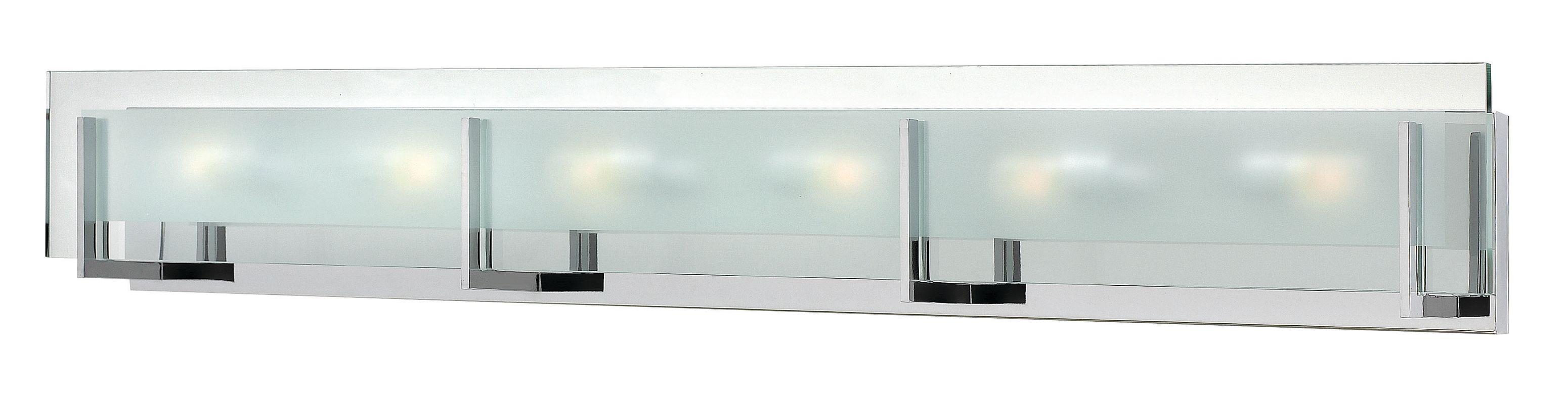 Hinkley Lighting 5656-LED 6 Light ADA Compliant LED Bath Bar from the Sale $679.00 ITEM#: 2635598 MODEL# :5656CM-LED UPC#: 640665565669 :