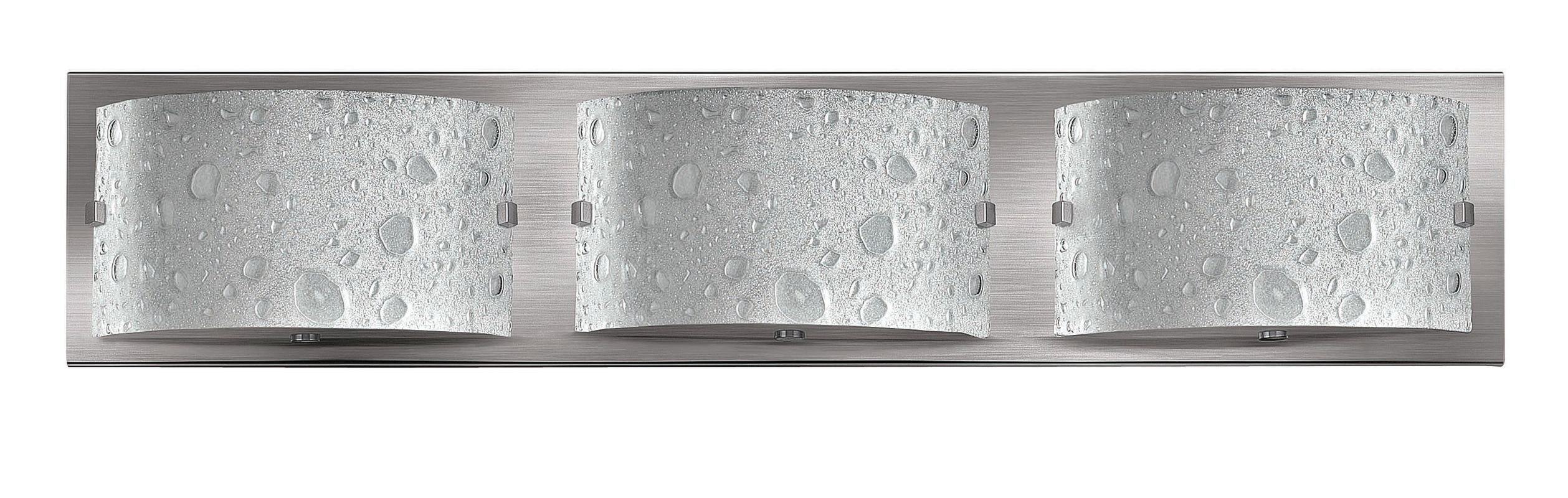 """Hinkley Lighting 5923-LED2 3 Light 24"""" Width LED ADA Compliant"""