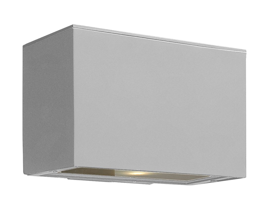 "Hinkley Lighting 1646-LED 6"" Height Dark Sky LED Outdoor Wall Sconce"