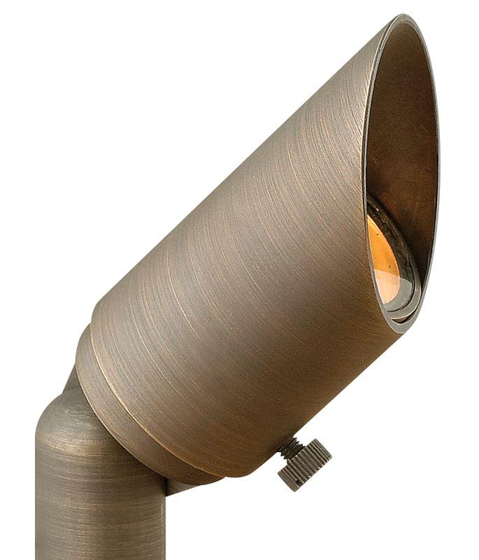 "Hinkley Lighting 16501 12v 35w Solid Brass 1.75"" Diameter Halogen"