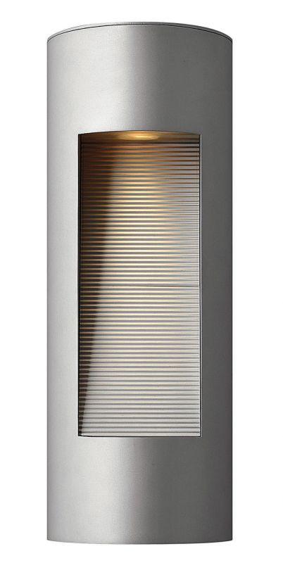 """Hinkley Lighting 1660-LED 16.75"""" Height ADA Compliant Dark Sky LED"""