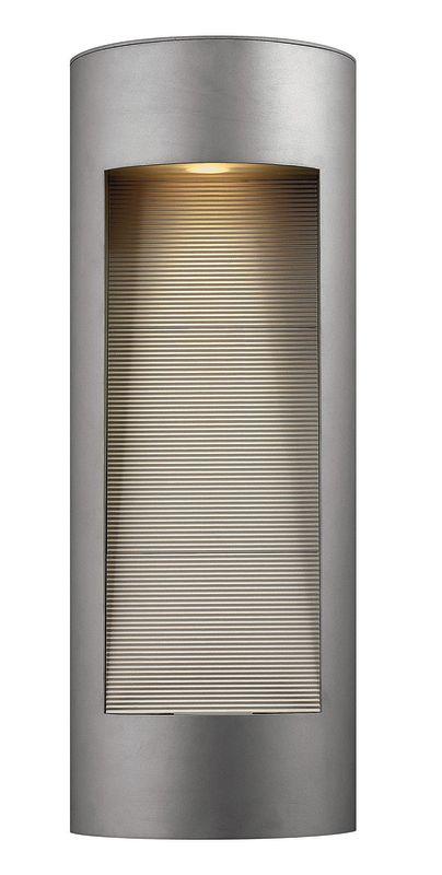 """Hinkley Lighting 1664-LED 24"""" Height ADA Compliant Dark Sky LED"""
