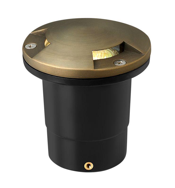 """Hinkley Lighting 16710 12v 20w Solid Brass 4"""" Diameter Landscape"""