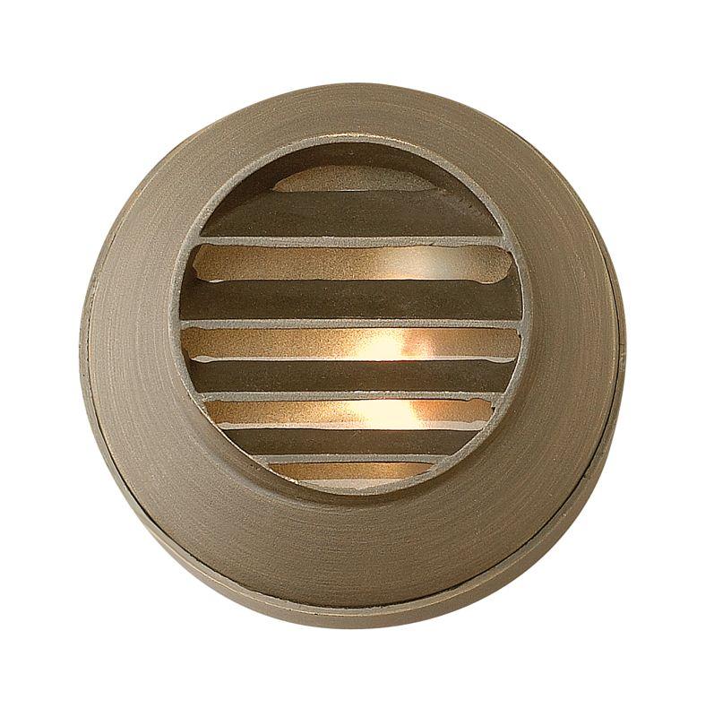"""Hinkley Lighting 16804 12v 20w Solid Brass 3.5"""" Diameter Landscape"""