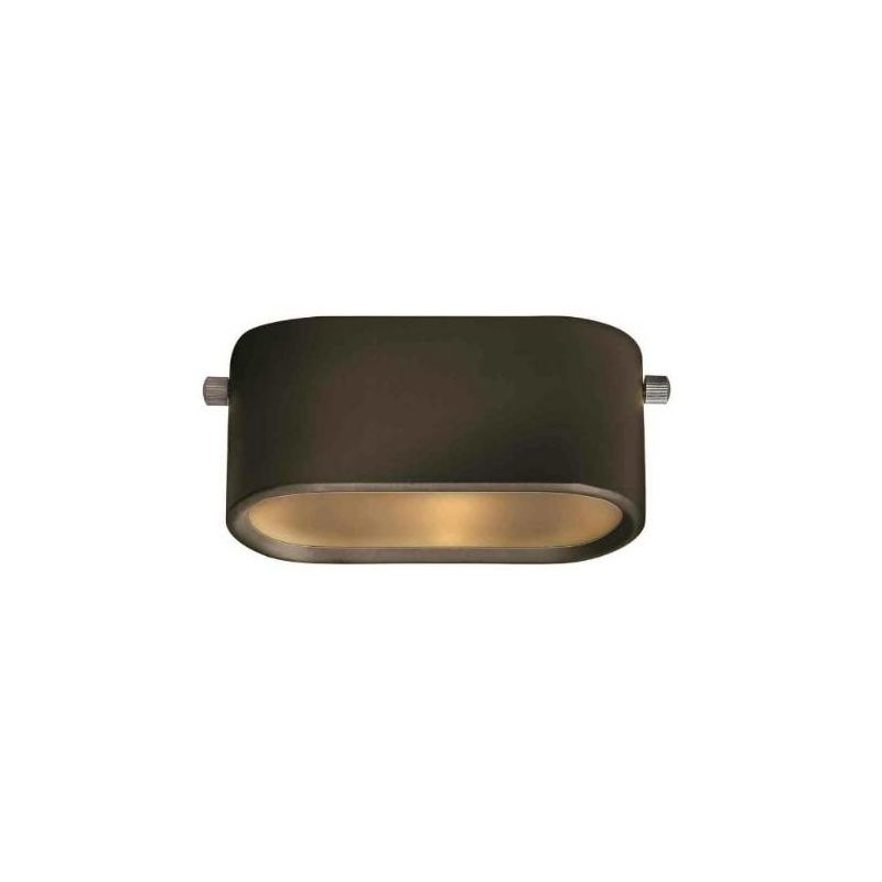 "Hinkley Lighting 1526-LED 12v 2.4VA 1.5w 2"" LED Outdoor Bench Light"